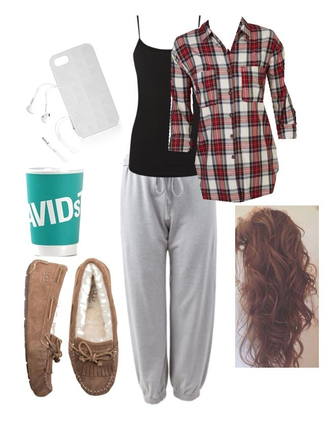 Comfy outfit for those lazy days<3