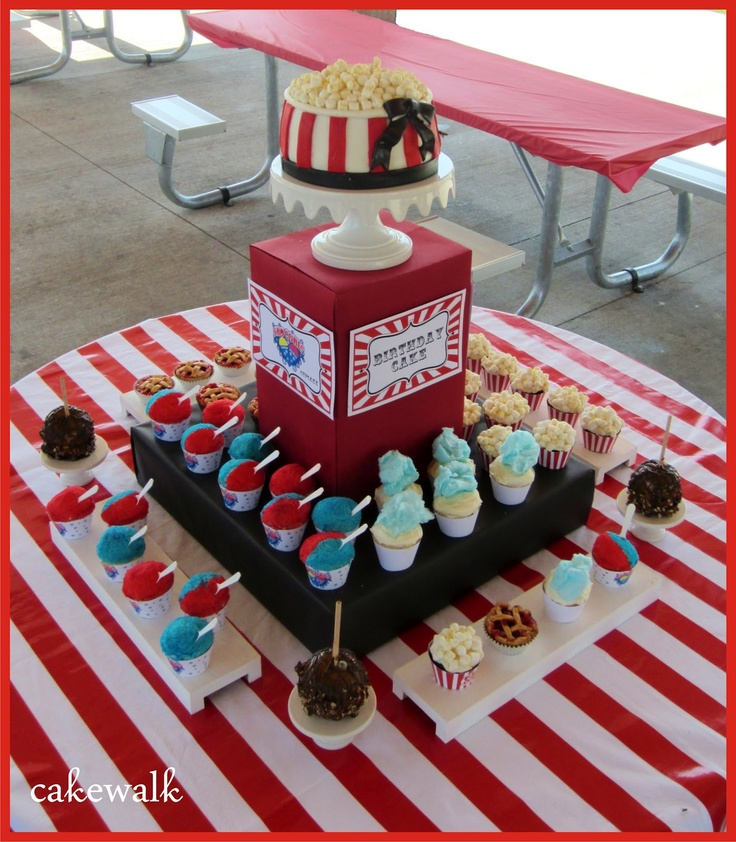 17 Best images about Bake Sale ~ Cake Walk on Pinterest ...