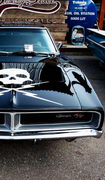 Dodge Charger R/T.  Para saber más sobre los coches no olvides visitar marcasdecoches.org