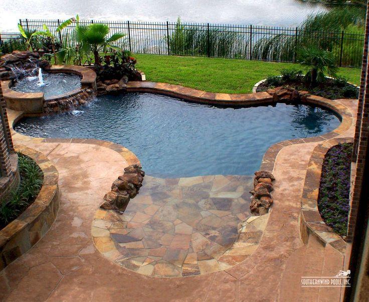 Best 25+ Backyard pools ideas on Pinterest   Swimming ...