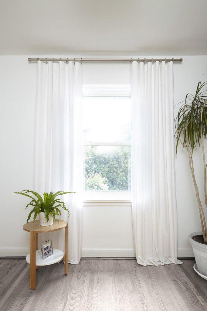 Cappa Single Curtain Rod Okna