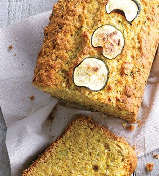 Zucchini Cornbread