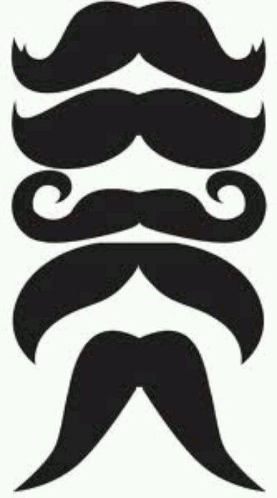 Moustache :{)
