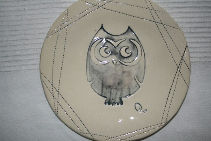 Owl made by Quilly