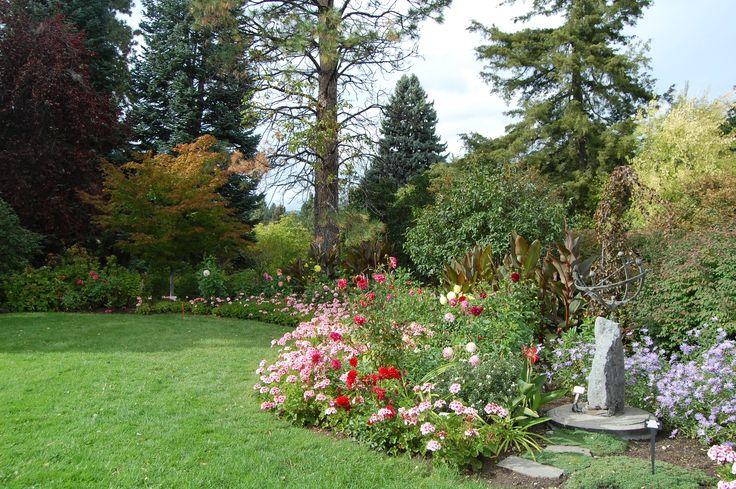 Summerland Ornamental Gardens, BC.