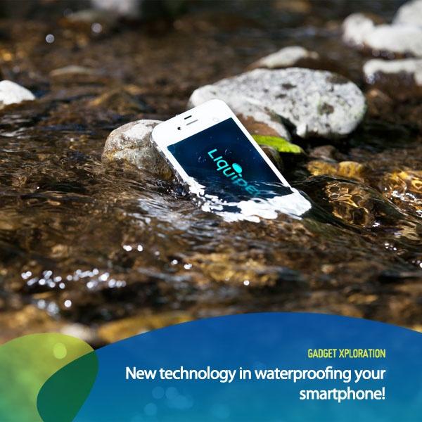 Pernah menjatuhkan gadget kamu? Ada good news nih dalam perkembangan teknologi perlindungan gadget! Sebuah perusahaan bernama Liquipel memiliki jasa untuk memberikan proteksi menyeluruh bagi gadget kamu menggunakan sebuah lapisan anti gores yang tahan banting dan tahan air.      *as posted on XL Rame