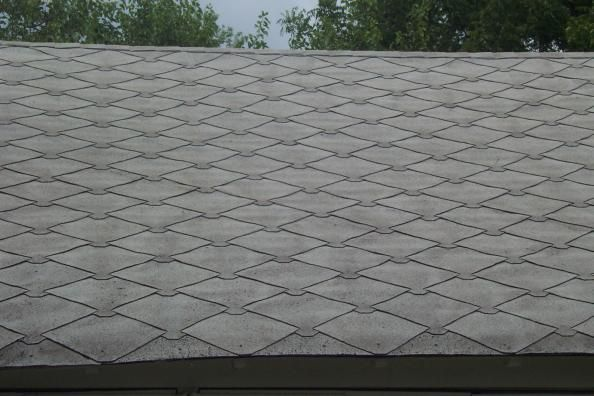 15 best roofs images on pinterest fish scales asphalt for Fish scale shingles