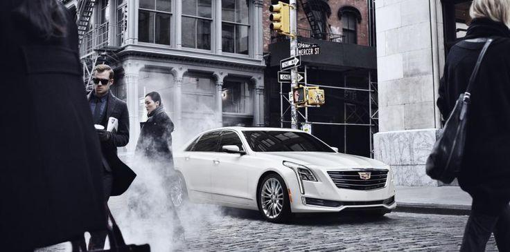 blogmotorzone: Cadillac CT6 2016. El nuevo buque insignia de la marca norte americana el Cadillac CT6 ha sido presentado en el Salón del Automóvil de Nueva York... Para leer más visita: http://blogmotorzone.blogspot.com.es/2015/04/cadillac-ct6-2016.html