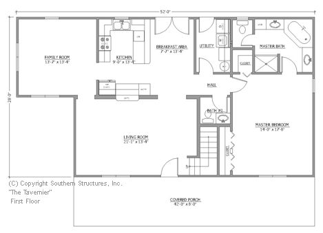 Floor Plans To Consider on coastal home floor plans