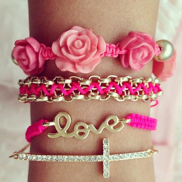 set rosa linda