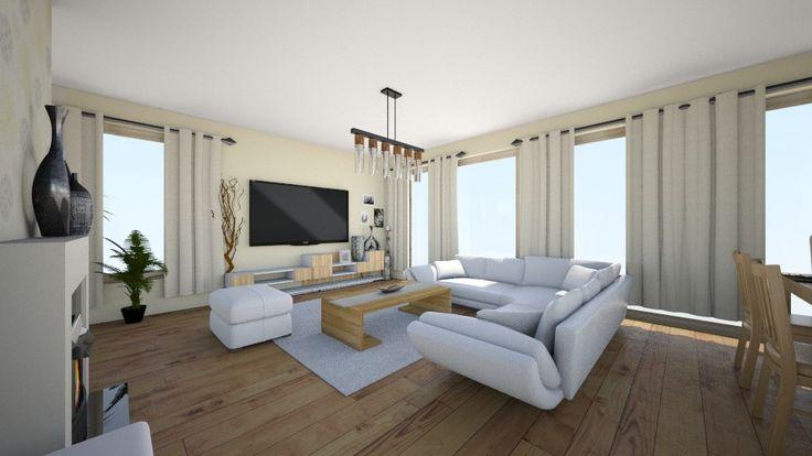 Roomstyler.com - Nappali