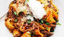 Penne with Meaty Ragu Recipe : Nancy Fuller : Food Network