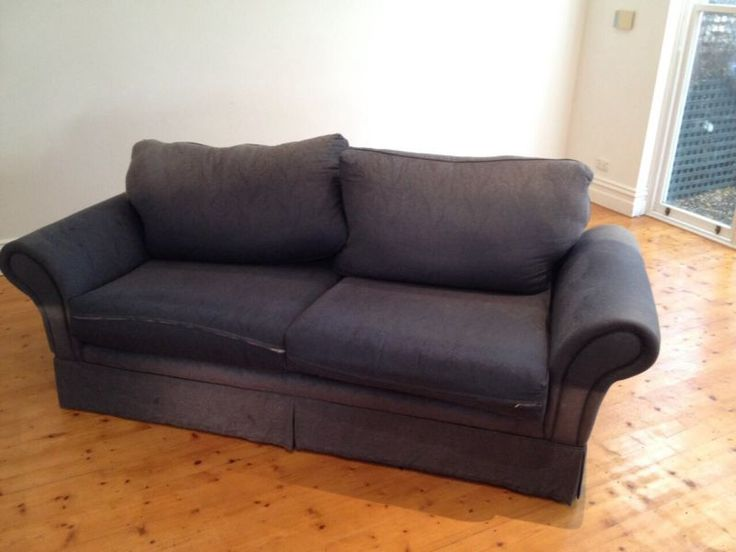Two couches $50 | Sofas | Gumtree Australia Glen Eira Area - Caulfield North | 1079708320