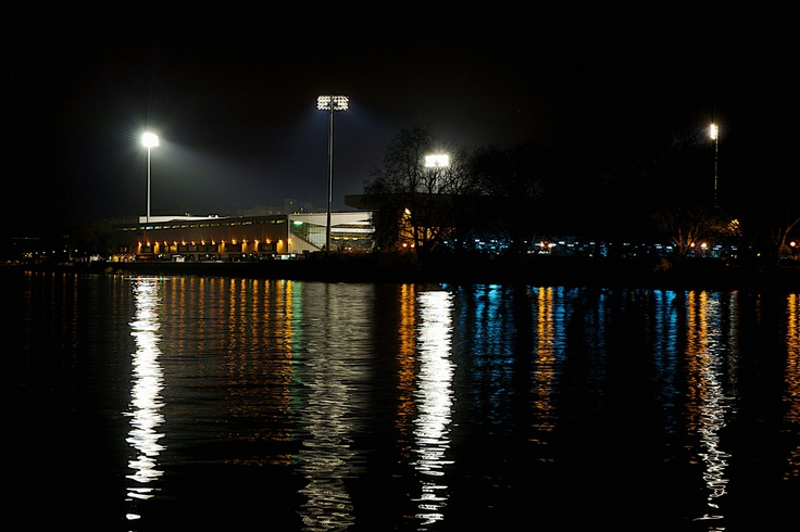 ...Craven Cottage, by the river...