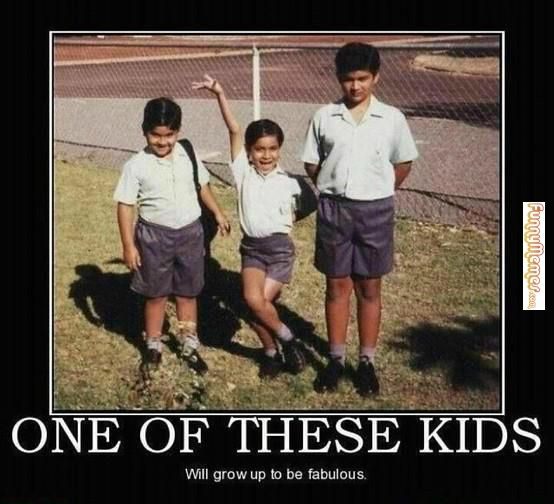 funny memes | Funny memes – [One of these kids]
