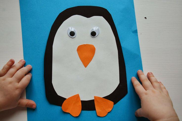 Wczesna edukacja Zosi. Świat Zosi w pigułce.: W 7 bajek dookoła świata: Antarktyda