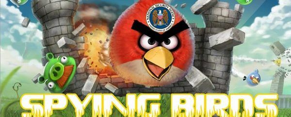 Angry Birds Website Defaced After NSA Spying Allegations