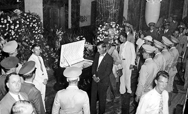 Huey Long's Assassination - Who Killed Huey Long