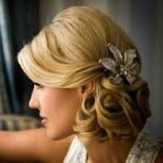 55 Ideen für Hochzeitsfrisuren Pferdeschwanz Seite – ❤️ Hairstyles