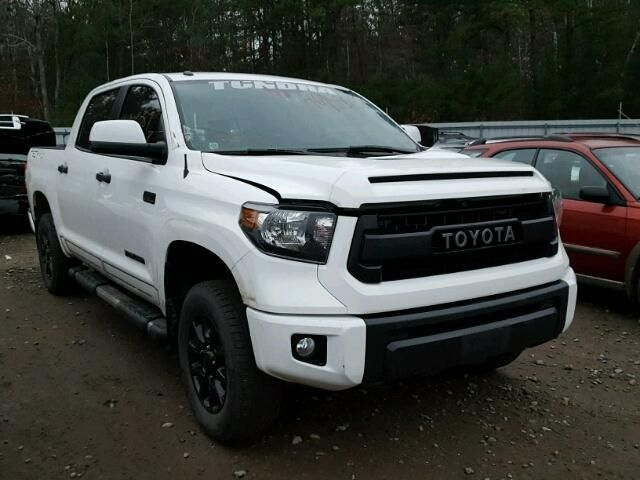 Salvage 2016 Toyota Tundra Trd Pro Pickup For Sale | Salvage Title
