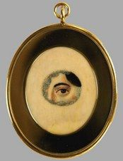 so mysterious! painted on ivory