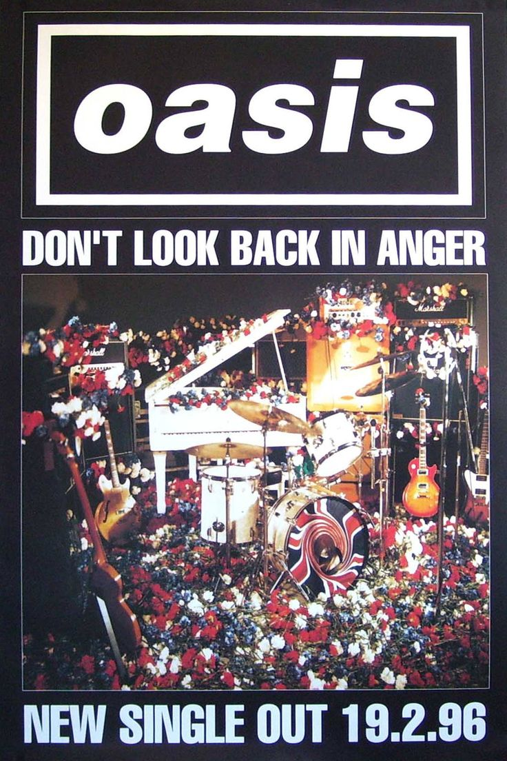 Don't Look Back in Anger - Wikipedia