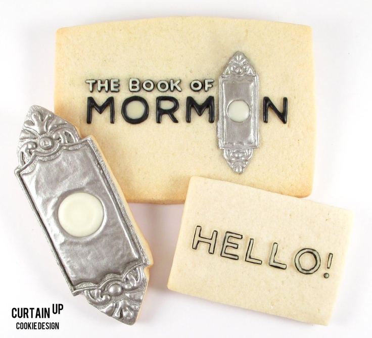 book of mormon broadway dates