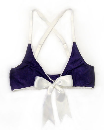 { Adorable PLUM: BRA from made by noemi }