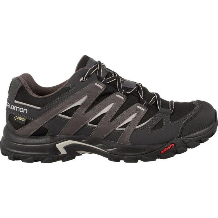 Salomon Men's Eskape Gore-TEX Hiking Shoes, Size: 11.5, Black