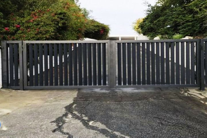 60 Best Driveway Gates Ideas Different Types With Many Benefits