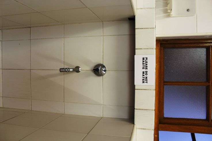 Claremont Main Road Mosque in Cape Town have put water-saving nozzles on their taps - reducing water usage for washing before prayers. They have also installed motion-sensor taps. Go CMRM!!