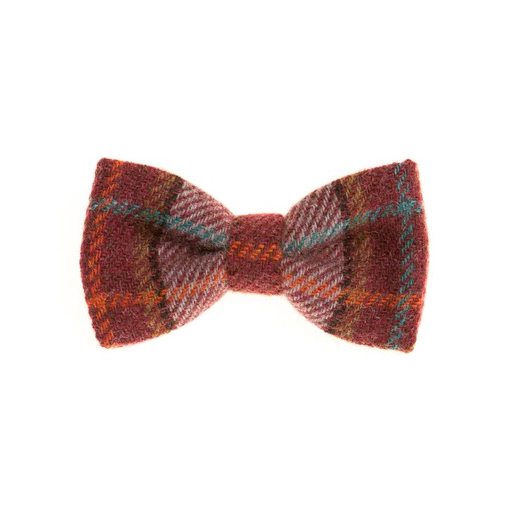 """Spring Foliage"" Donegal #Tweed  #Bowtie. FREE Worldwide Shipping!"