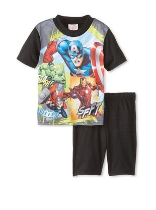 56% OFF Kid's Avengers 2-Piece Pajama Set (Assorted)