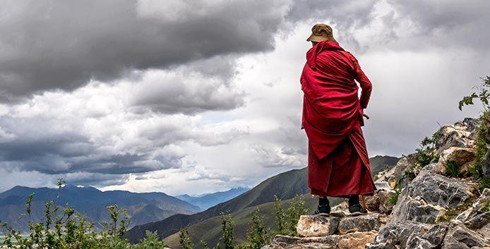 Good Promotion: O segredo da boa saúde dos monges Tibetanos foi re...
