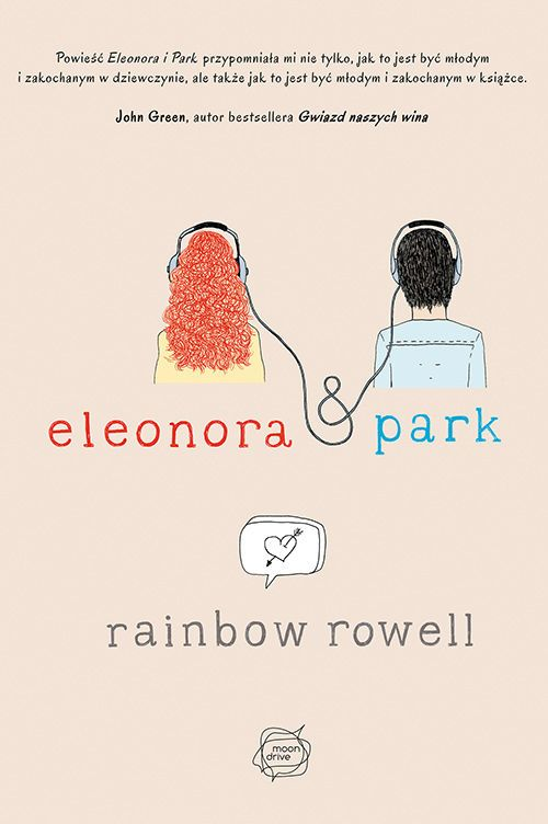 Eleonora i Park - Rowell Rainbow za 29,49 zł | Książki empik.com