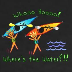 Kayaking T Shirts   Kayaking Shirts & Tee's - CafePress