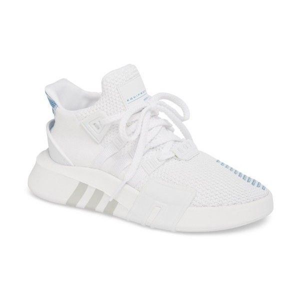3c053bbde Women s Adidas Eqt Basketball Adv Sneaker ( 120) ❤ liked on Polyvore  featuring shoes