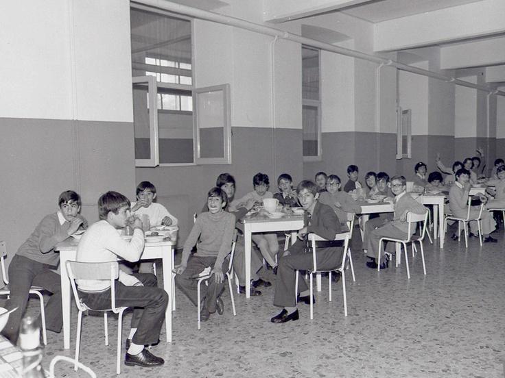 Refettorio - Sala mensa 1957
