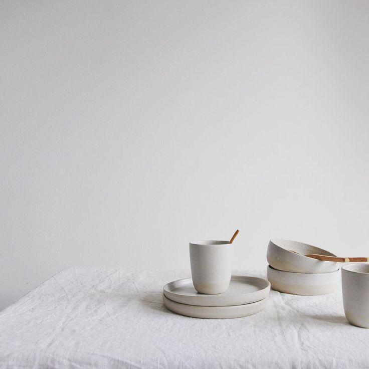 Handthrown ceramics | By Mölle