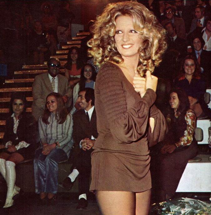 MIna Mazzini, 1970