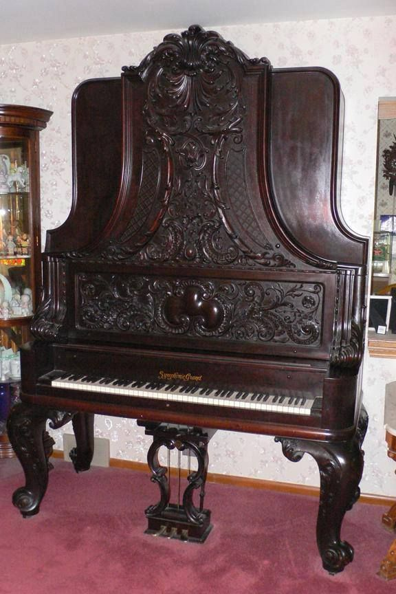 if you're going to insist on having an upright piano, make it worthwhile...