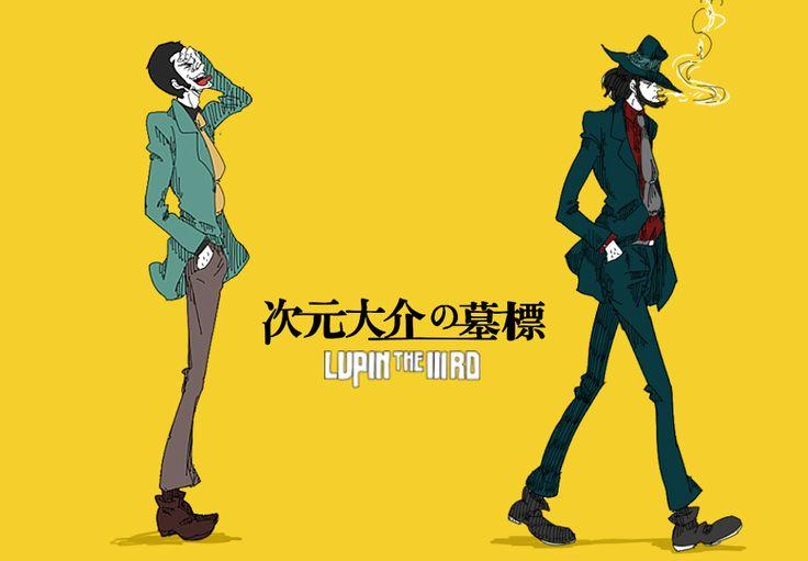 Lupin and Jigen