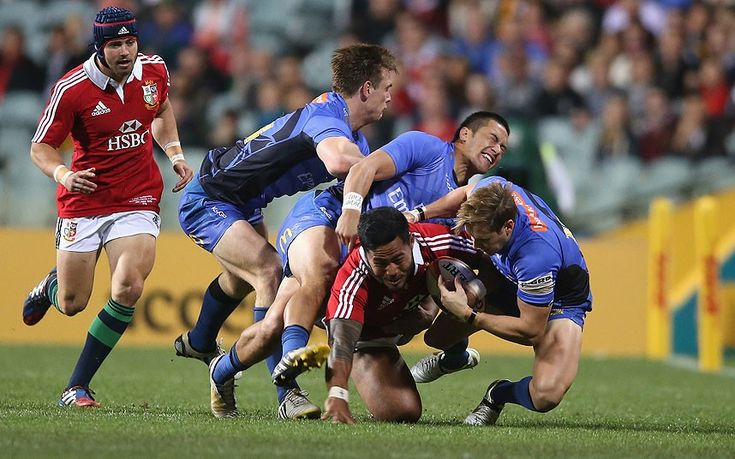 Western Force v Lions: in pictures - Telegraph