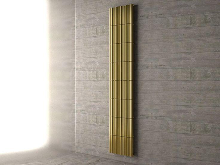 Wall-mounted panel radiator BAMBOO - K8 Radiatori