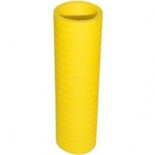 Serpentiini keltainen, palosuojattu 3 rll/pkt