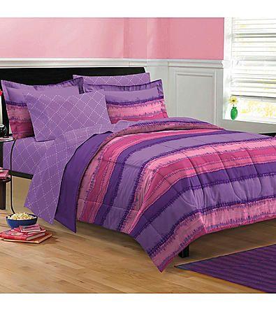 My Room® Tie Dye Comforter Set   Herberger's