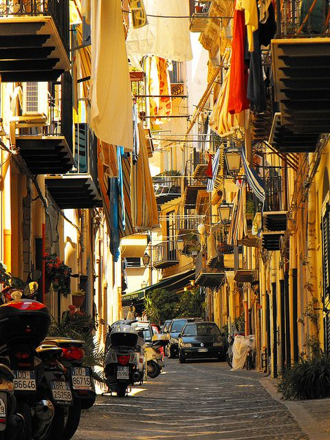 Cefalù Old Town - Italy