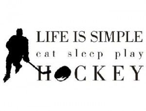 ...and other great hockey quotes found here. #imahockeydad