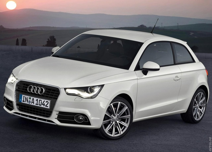 Audi A1. I don't think that's asking too much!