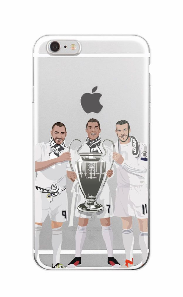 coque ronaldo iphone 6